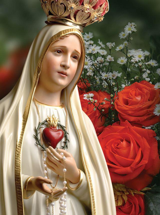 a message from mother mary she of a thousand roses inspiring